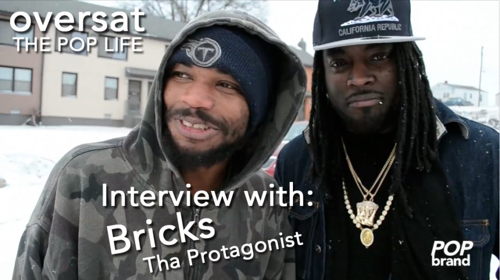 Bricks Artist Interview (content)